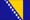Bosnia and Hercegovina flag
